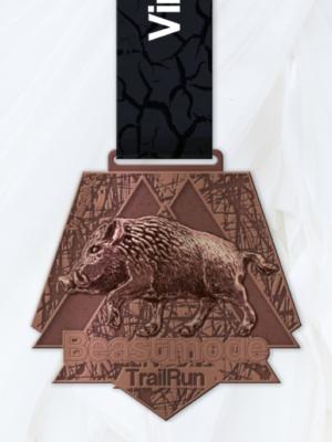Beastmode medaille