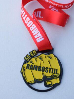 Rambostijl 50K