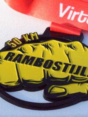 Rambostijl 50K ultra