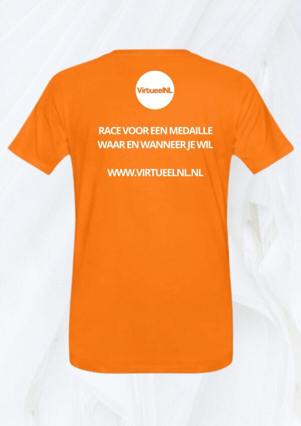 Sport shirt VirtueelNL heren back