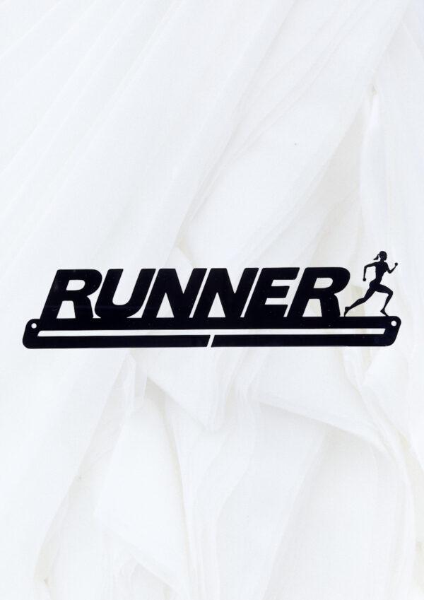 Medaille hanger V runner