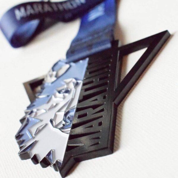 42.2 Kilometer Medaille