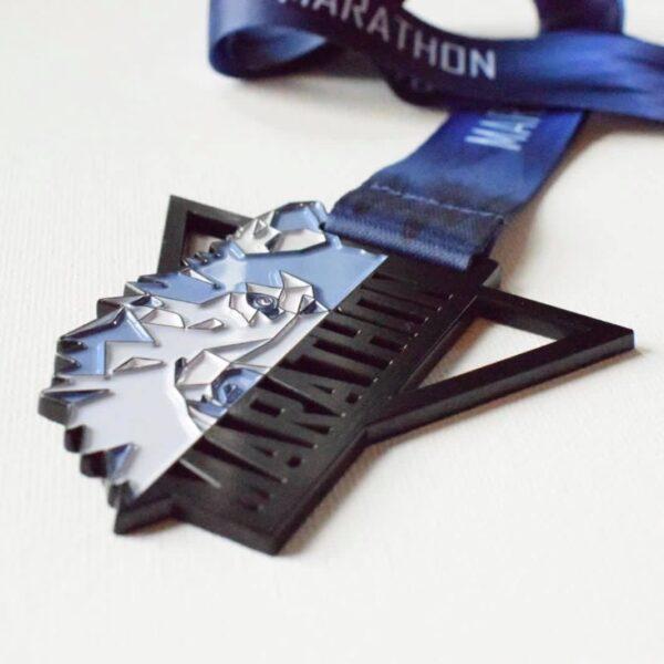 Sledehond Medaille