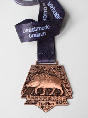 Beastmode trail run